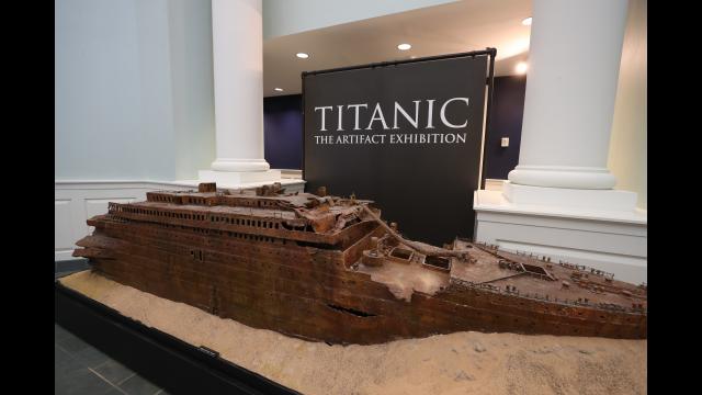 Full-Size Image: Titanic