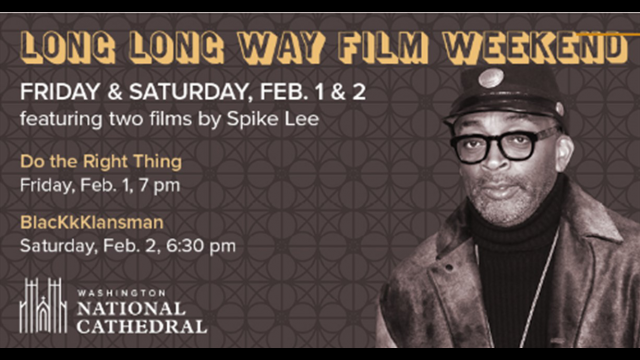 Long Long Way Conference Films of Spike Lee 2019
