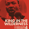 Movie Mondays showing King in the Wilderness