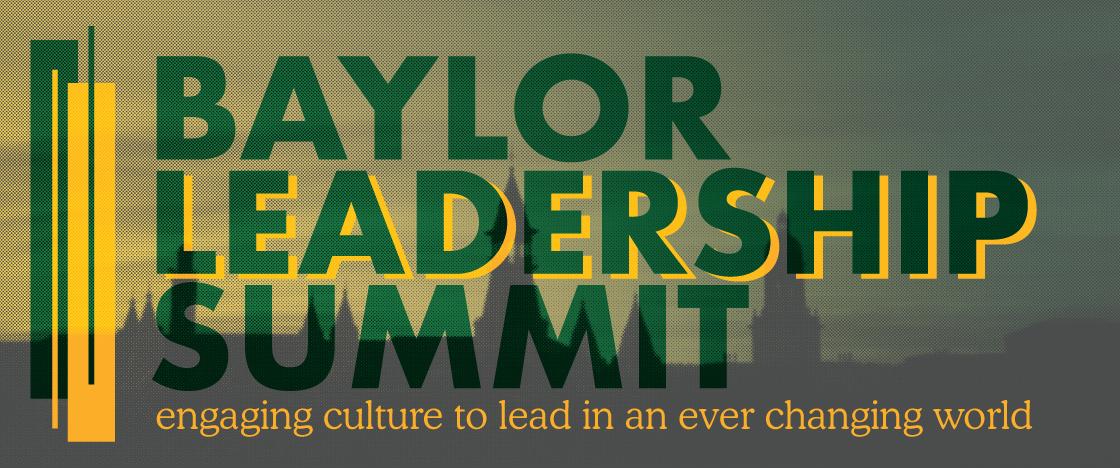 Baylor Leadership Summit