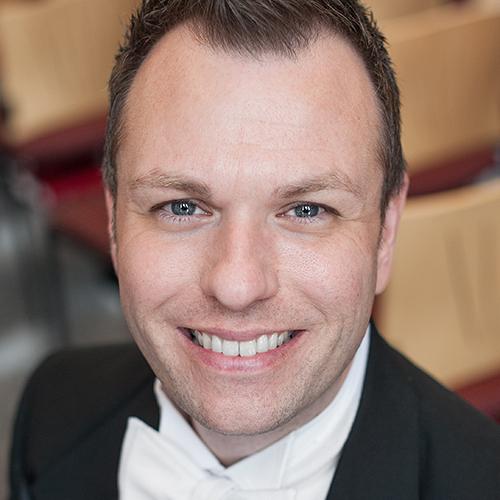 Aaron Humble, tenor