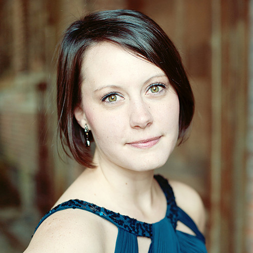 Amy Petrongelli, soprano