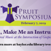 [2019 Pruit Symposium]