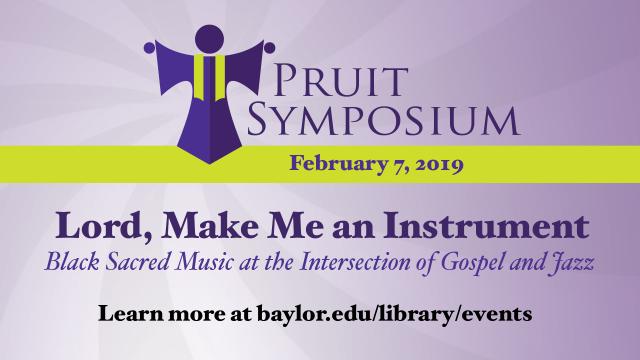 2019 Pruit Symposium