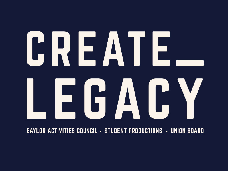 Create Legacy with Campus Programs