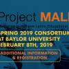 [Spring 2019 Consortium Institute]