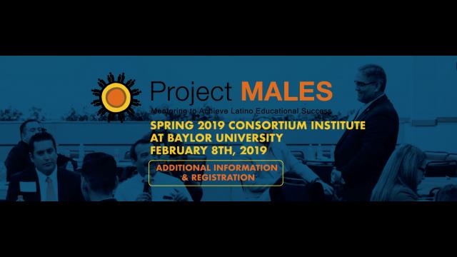 Spring 2019 Consortium Institute