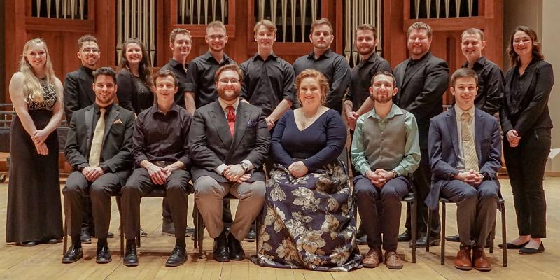 Semper Pro Musica 2019 Winners
