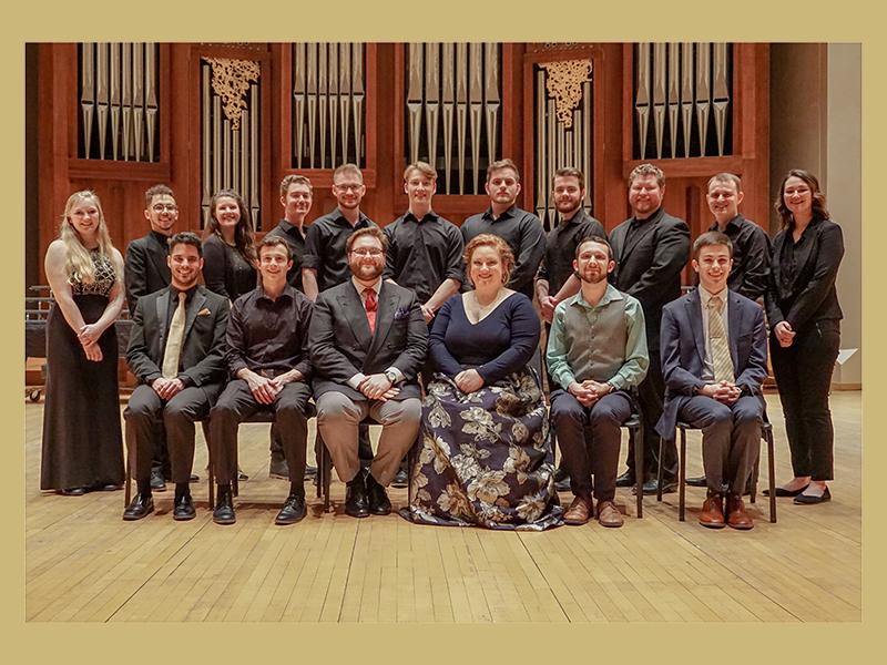 2019 Semper Pro Musica Winners