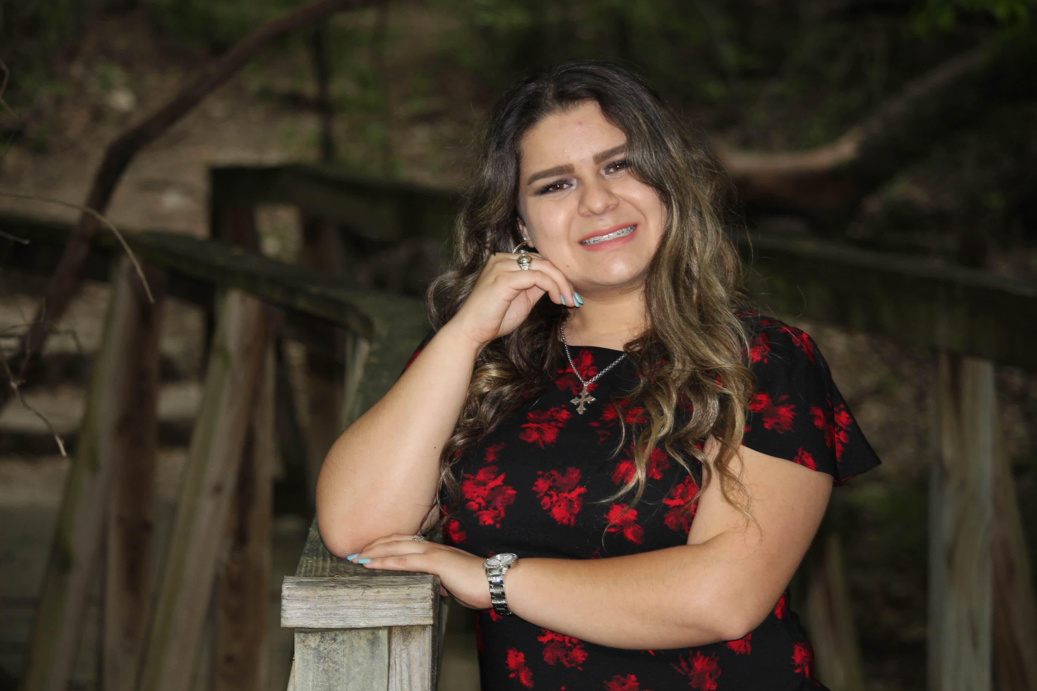 Headshot of Amalia Fuentes