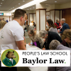 "Hundreds Visit Baylor Law to Participate in the 2019  ""People's Law School"""