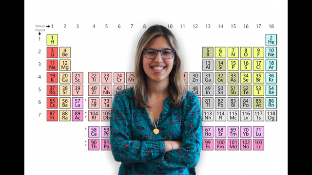 Baylor Doctoral Student Earns Spot on Periodic Table of Younger Chemists