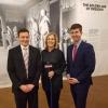 Baylor Art Historians Dr. Sean DeLouche and Dr. Nathan Elkins on KXXV-TV