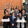 Baylor's Model United Nations Team Achieves Success at Texas Model United Nations Conference