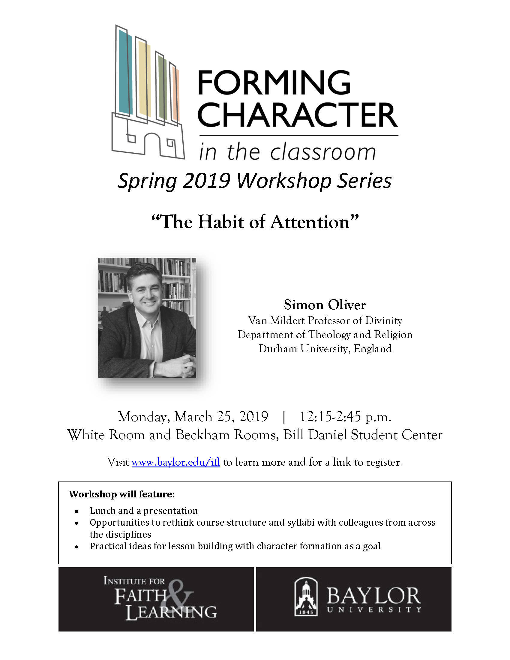 Flyer-IFL Character in Classroom 2019-03-25