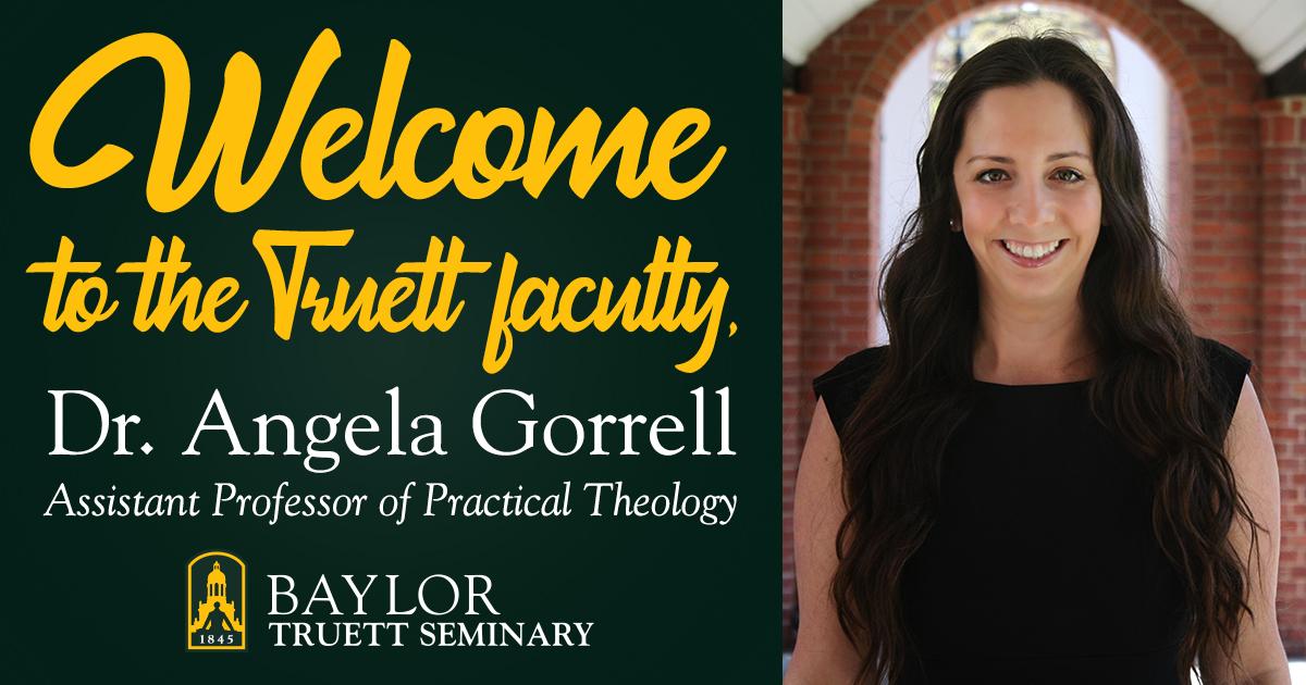 Angela Gorrell Welcome