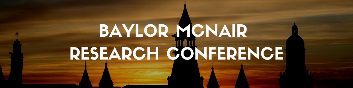 Baylor McNair Research Conference