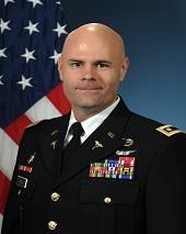 Garrett W. Larson, MAJ, MSHI, MPAS, APA-C