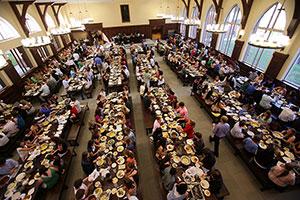Brooks Dining Hall