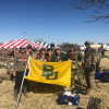 Baylor Bears Participate in the 77th Annual Bataan Death March