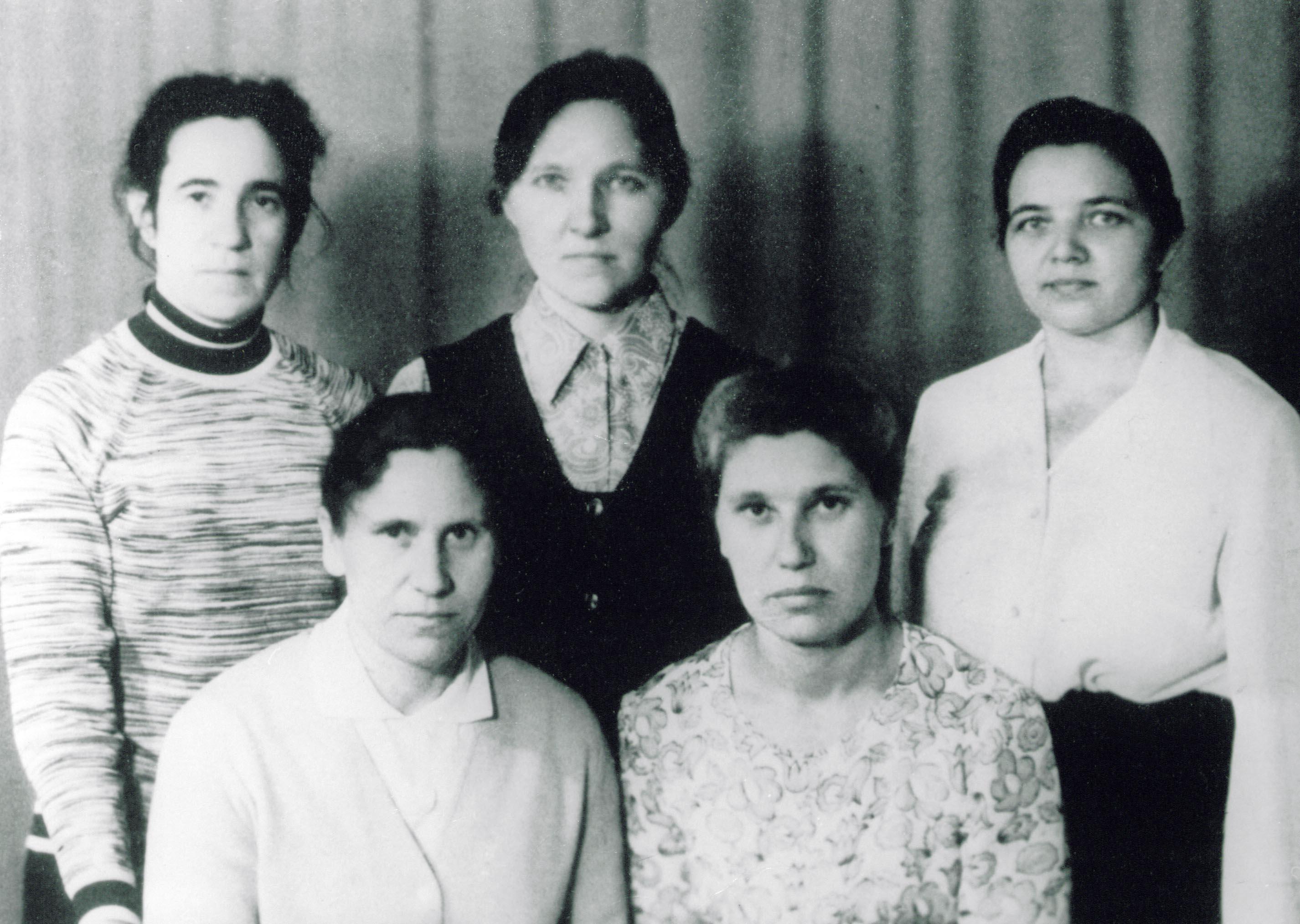 Photo of Unregistered Baptist Women