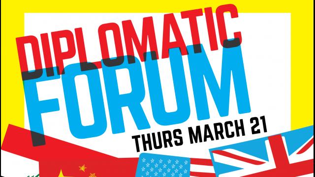 Keston Center Diplomatic Forum