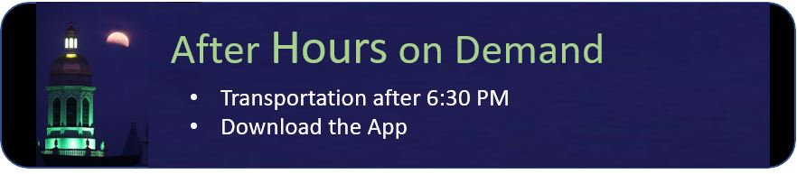 After Hours on Demand button
