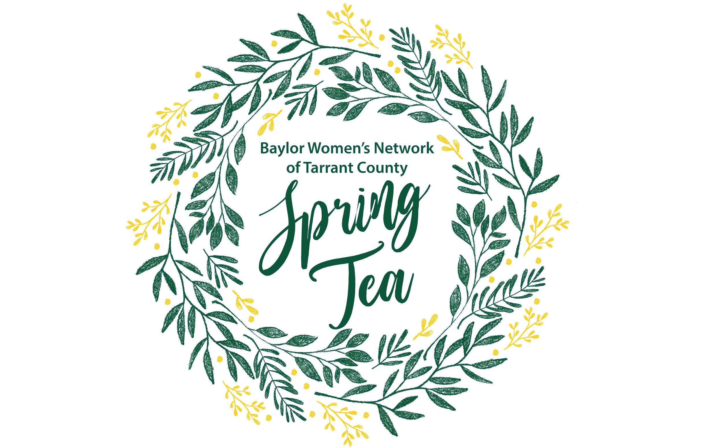 BWN Tarrant County Spring Tea