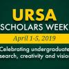 [URSA Scholars Week]