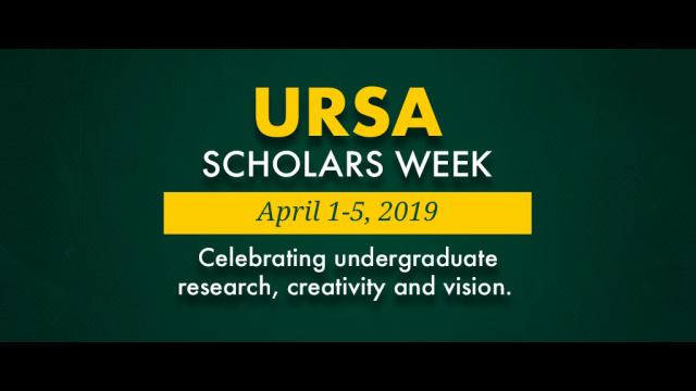 URSA Scholars Week