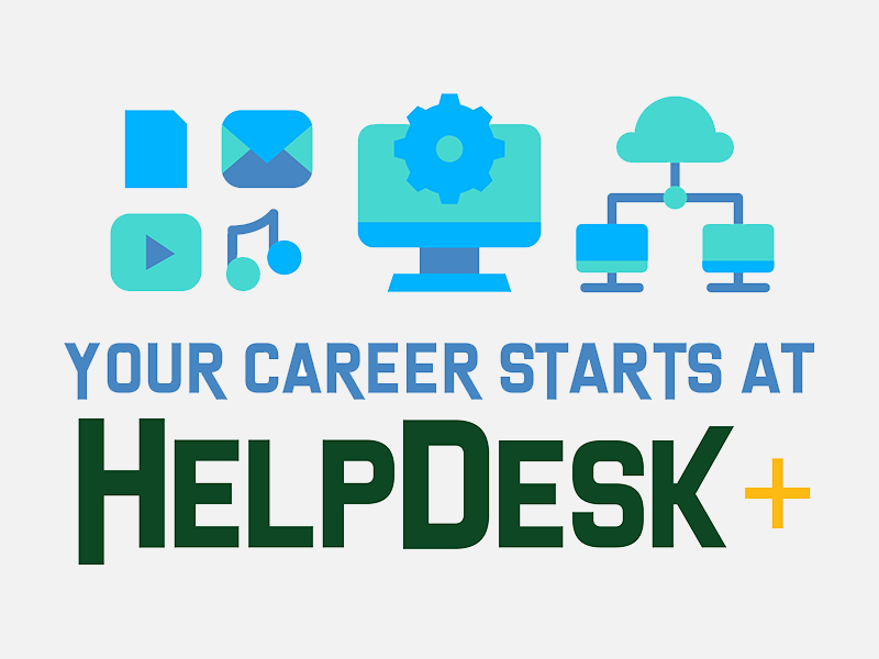 HelpDesk+ is Hiring!