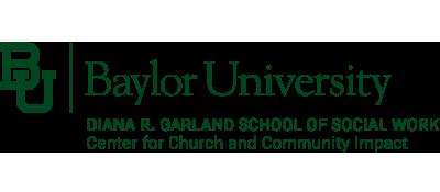 Horizontal Baylor Brand Signature Social Work