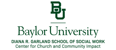 Stacked Baylor Brand Signature Social Work