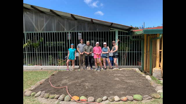 Costa Rica sand pit 2019