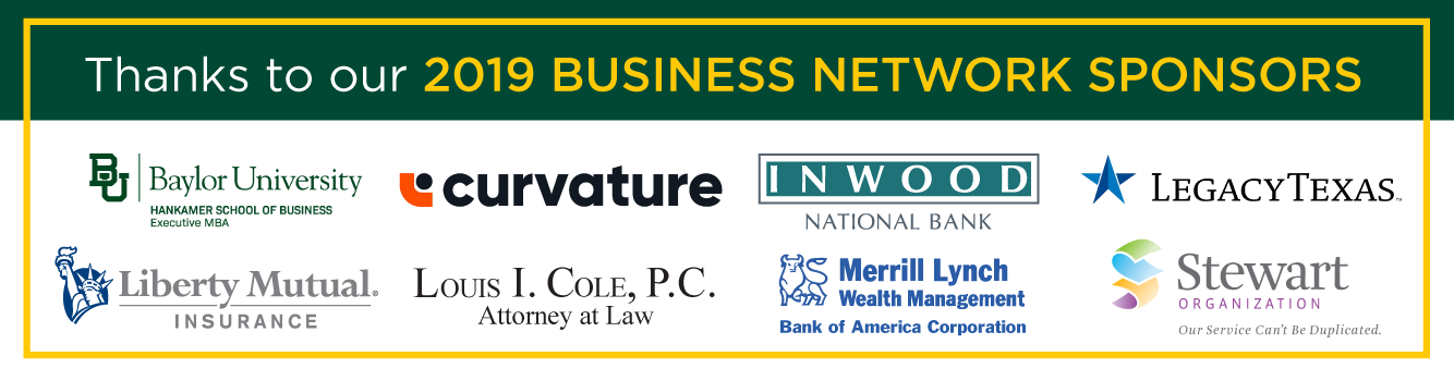 Baylor Business Network of Dallas Sponsors