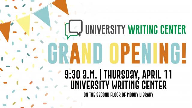 UWC Grand Opening