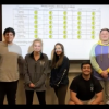 Baylor Cyber Security Team Competed in Southwest Regional Collegiate Cyber Defense Competition