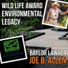 Baylor Lawyer Joe B. Allen (J.D. '67) Honored with Wild Life Award by Houston Wilderness