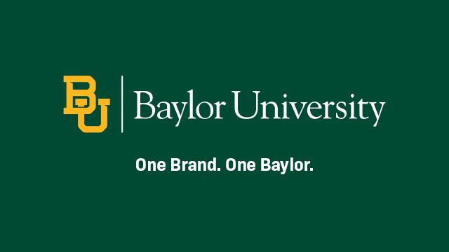 Baylor University Unites Behind Singular, Consistent Graphics Identity