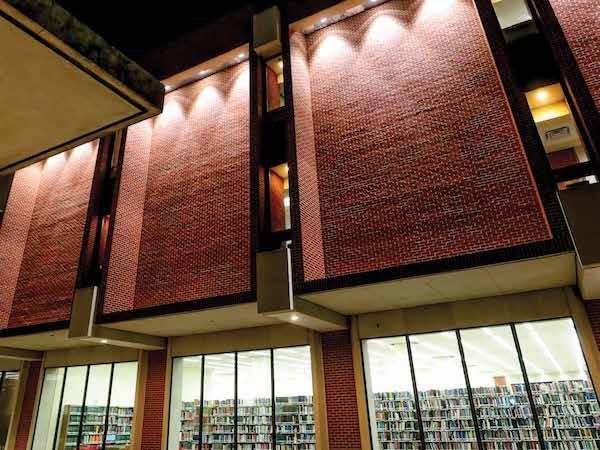 Moody Memorial Library's 50th Anniversary