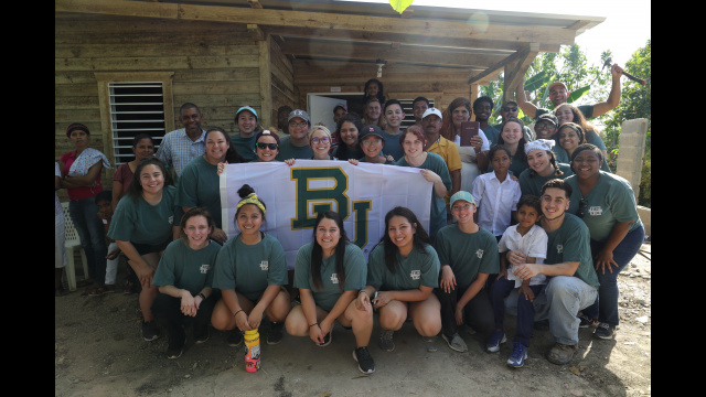 First In Line Program Partners with Baylor Missions on Inaugural Missions Experience to Dominican Republic