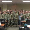 Army Baylor Class of 2020 Welcomes Brigadier General Bagby