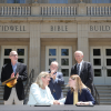[Tidwell Bible Building signing ceremony]