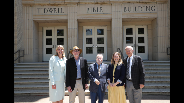 Tidwell Bible Building group