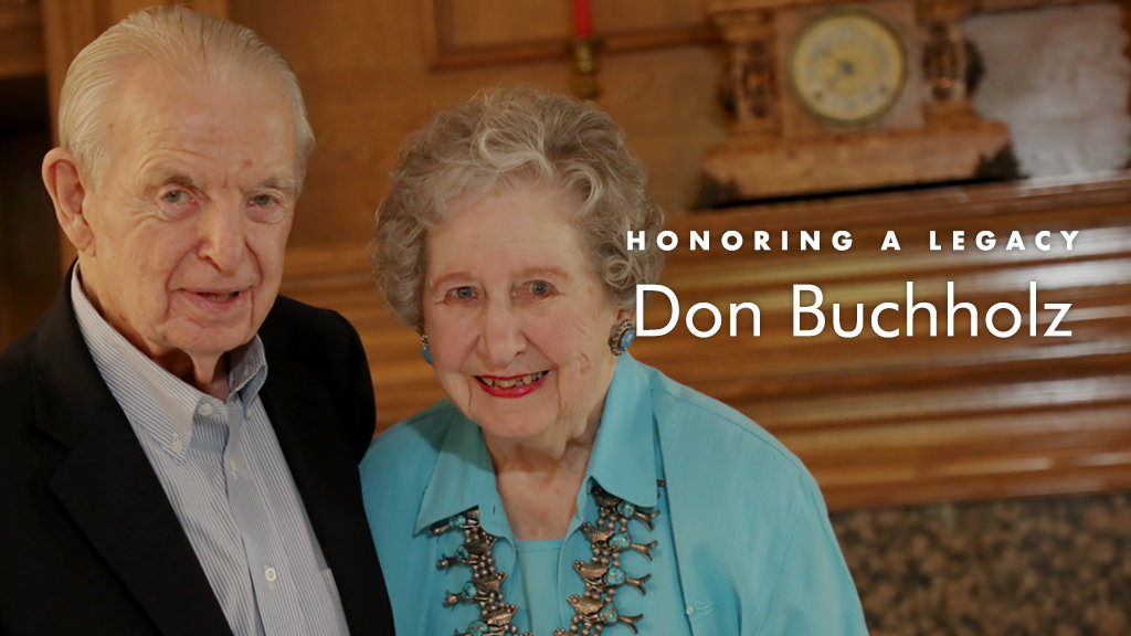 In Memory of Don Buchholz
