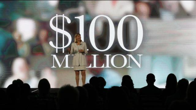 Give Light - $100 Million Gift