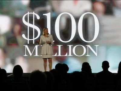 Transformational $100 Million Gift