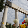 [Baylor University Welcome Sign]