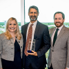Judge Vik Deivanayagam, JD '93, Receives Outstanding Mentor Award