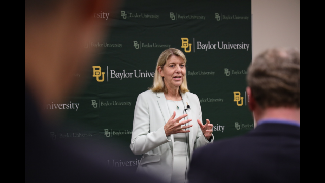 Baylor Regents Celebrate Transformational $100 Million Gift, Approve Funding to Enhance Core Science Research Facilities, Move Forward with Tidwell, Cashion Renovation Plans